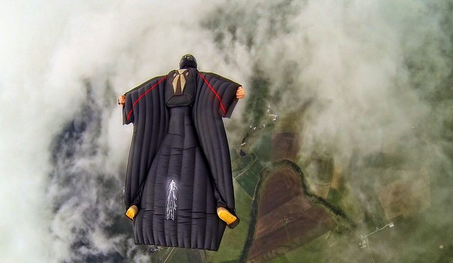 Wingsuit Speed - How Fast Can You Go