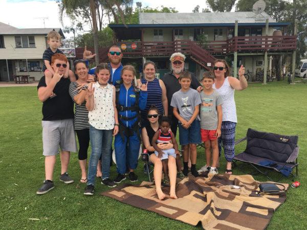 Skydiving is Guaranteed Family Fun