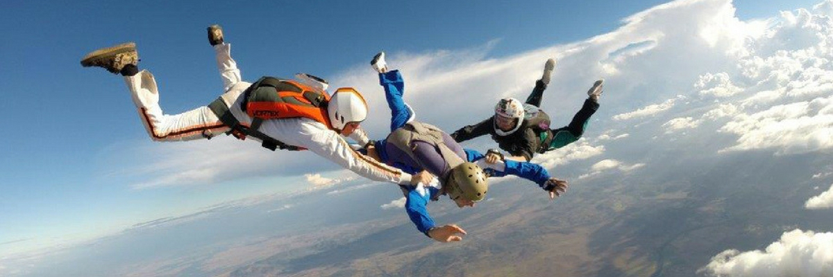 Is Learning to Skydive for You