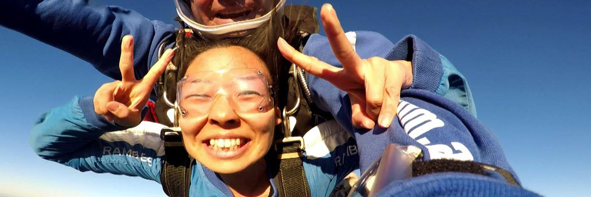 Tips to Overcome Your Fear of Skydiving