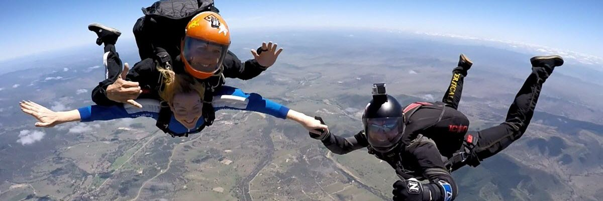Is Skydiving Safe