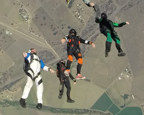 Why Skydiving Gift Vouchers Are A Great Choice for Groups
