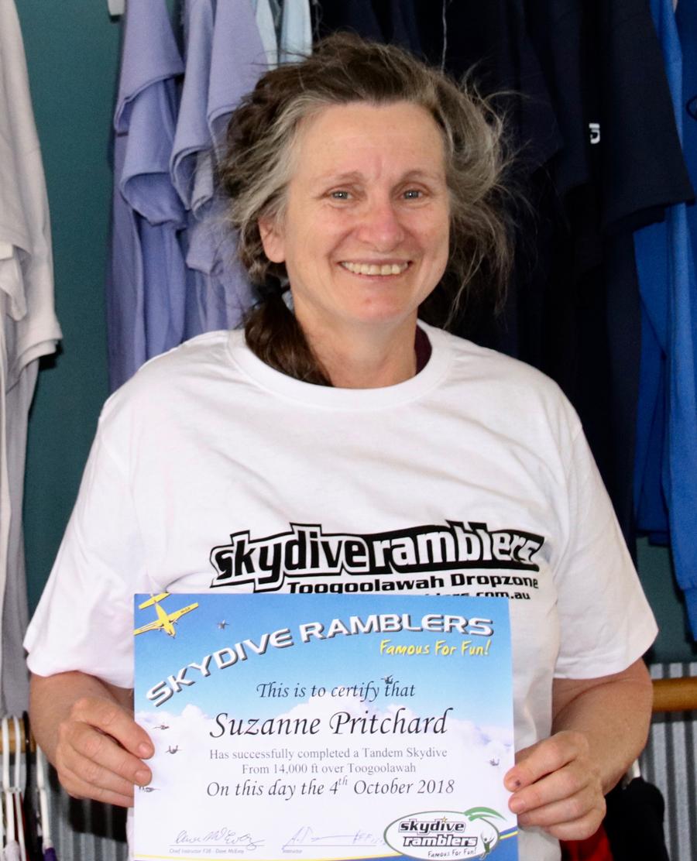 Suzanne Pritchard