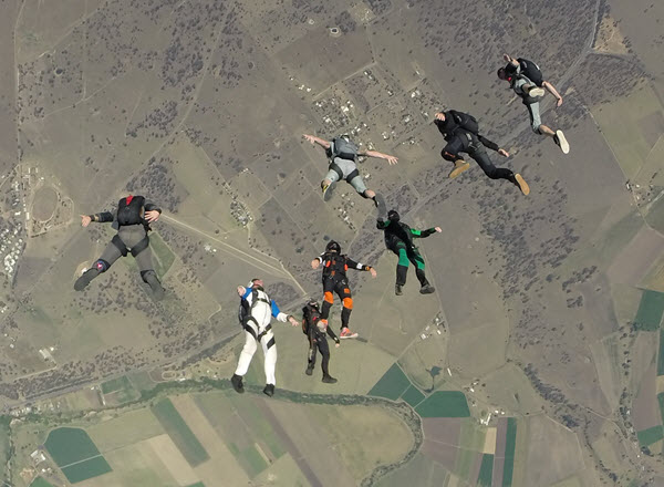 Learn To Skydive the Way World Champions Train