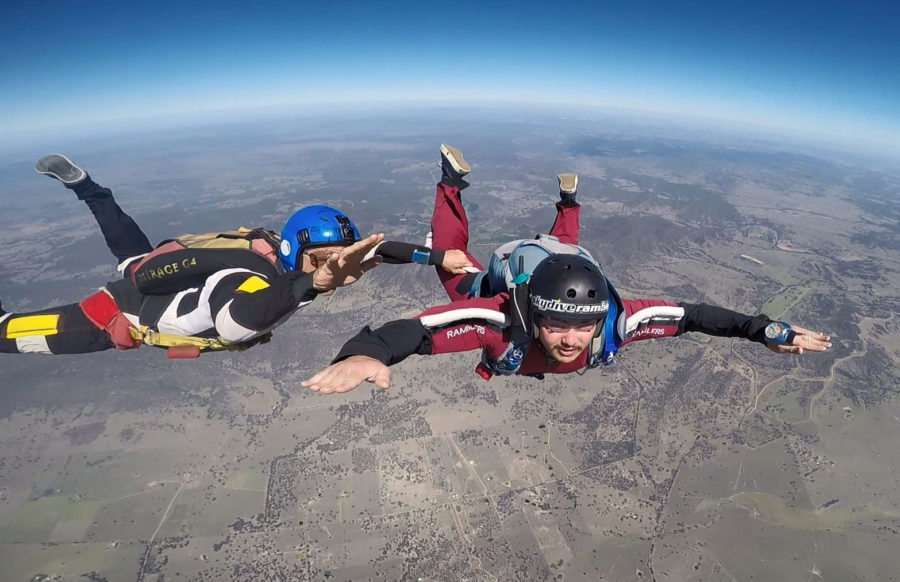 AFF Skydive Ramblers