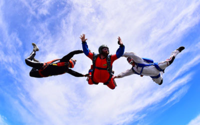 skydive training