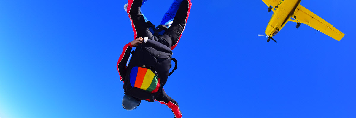 How Fast Do You Fall When Skydiving Tandem