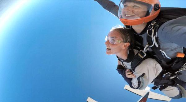 Australia Skydive Minimum Age Requirement