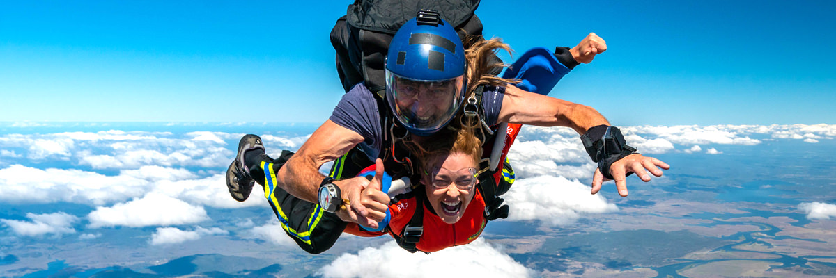 Skydiving Ramblers, Australia skydiving.