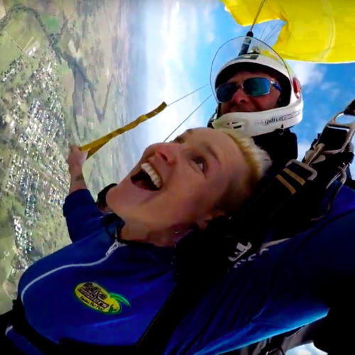 Why does the cost of skydiving matter?