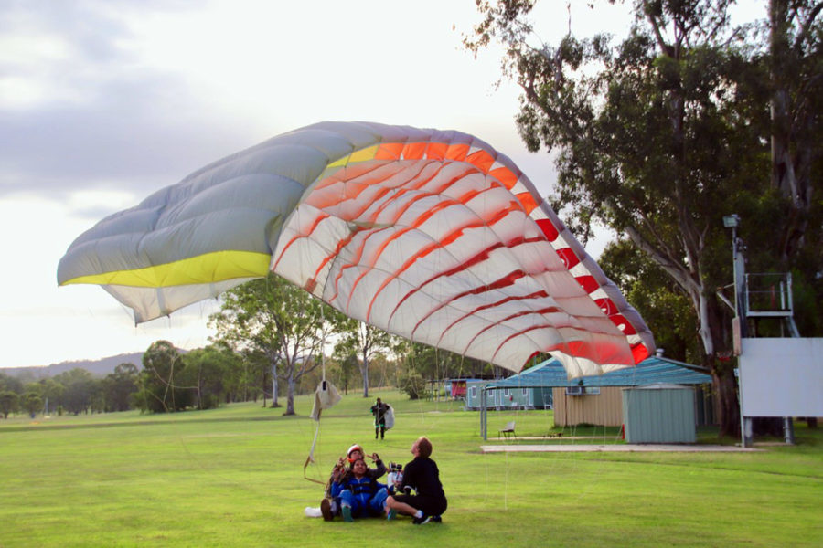 Parachute Facts & Types
