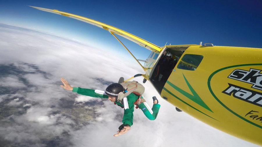 Solo Skydive