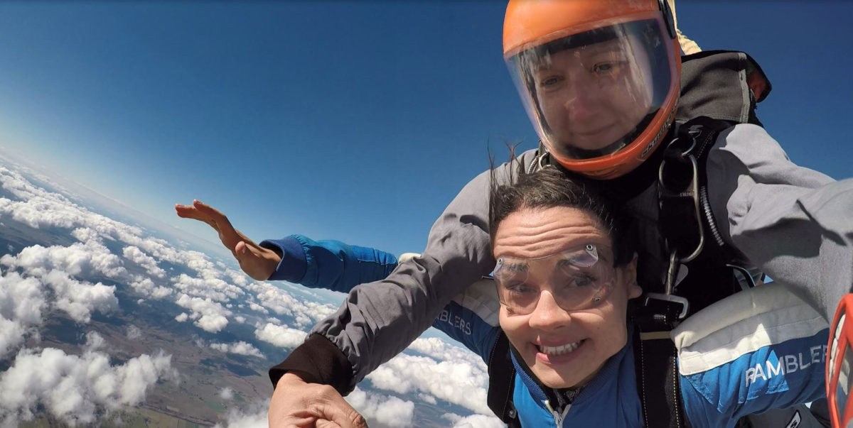 Why cost of skydiving matter