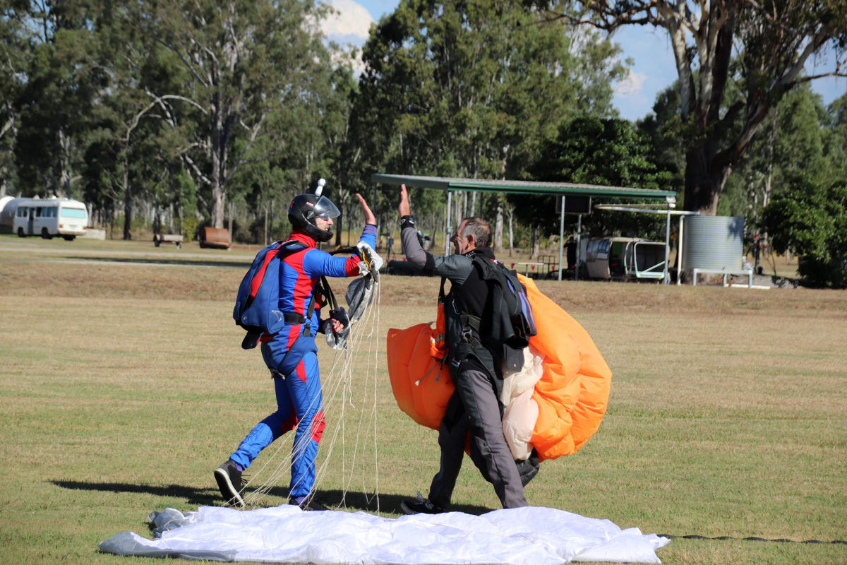 Skydiving Coach Service - Skydive Ramblers