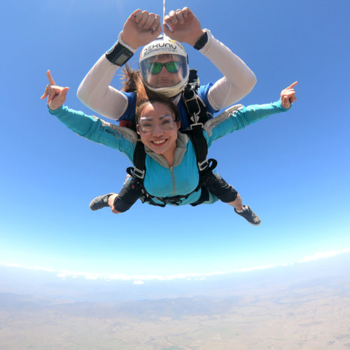 Benefits of Becoming a Skydiver