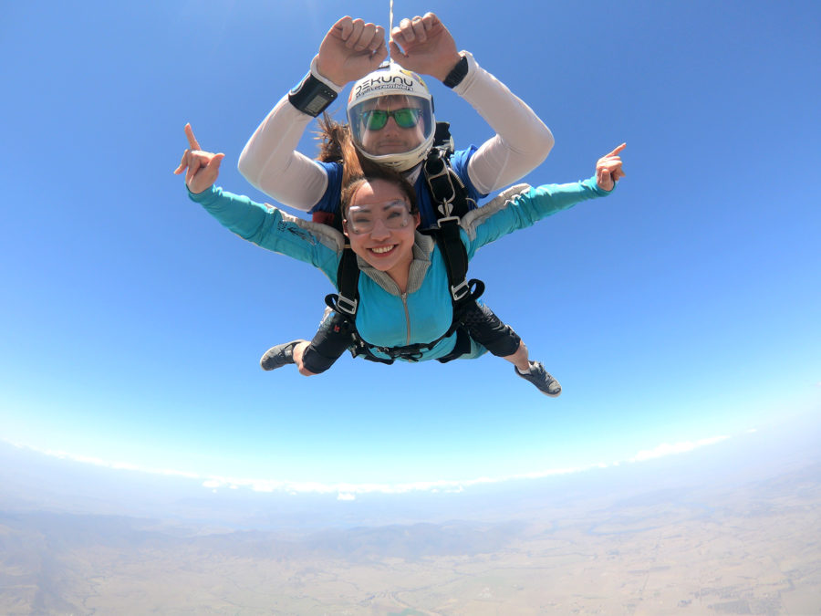 Benefits of Skydiving