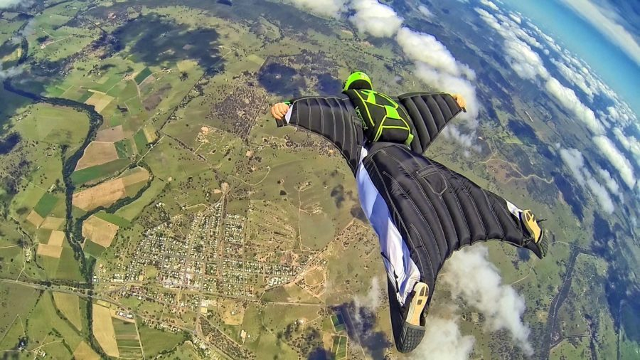 wingsuit basic requirements