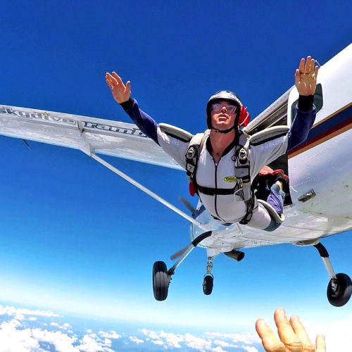 How To Own Your Skydive
